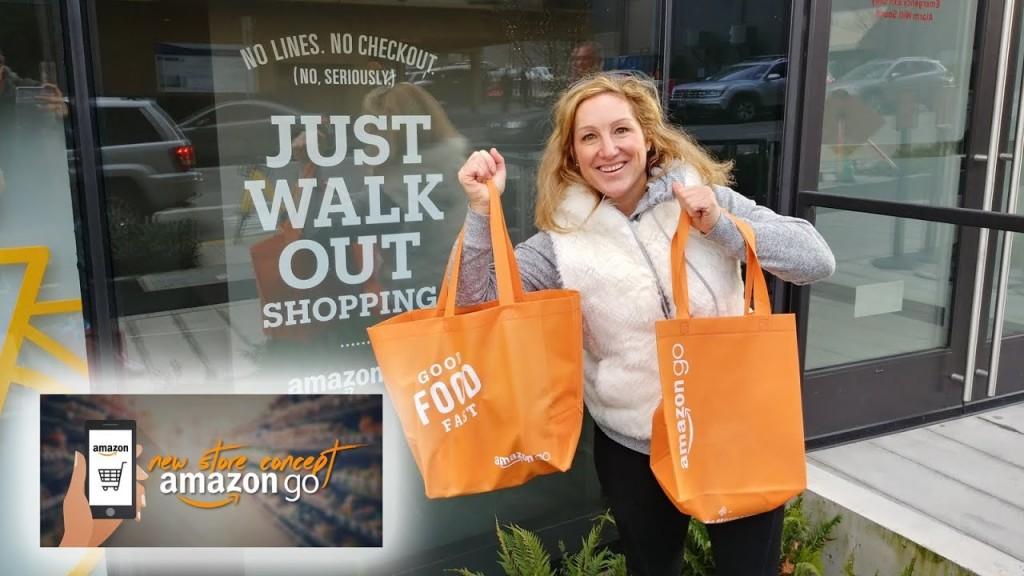 Amazon автоматизирует сторонние офлайн-магазины