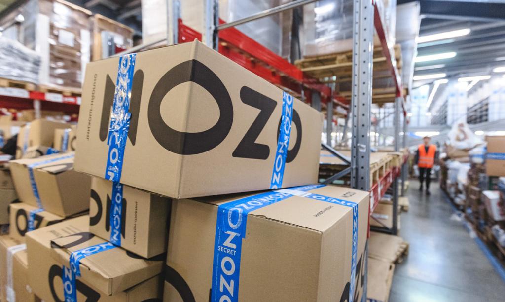 На маркетплейсе Ozon - всплеск регистраций