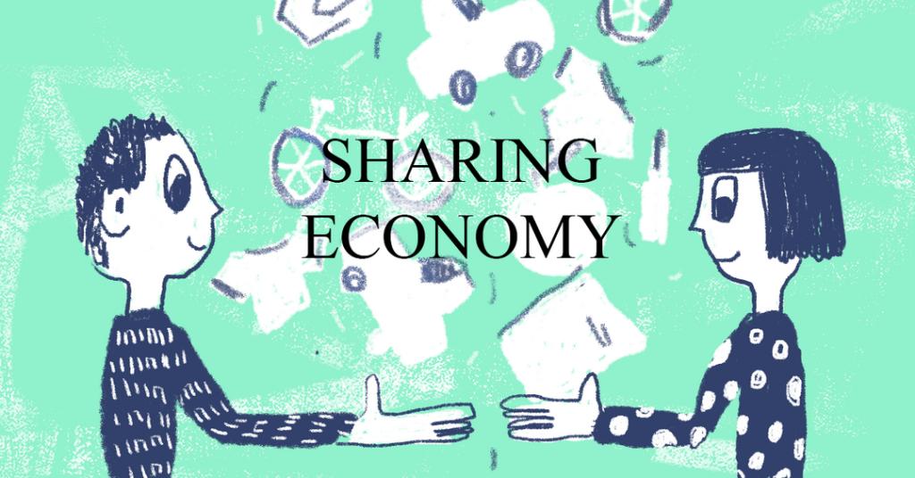 И себе, и людям: в России растет экономика совместного потребления