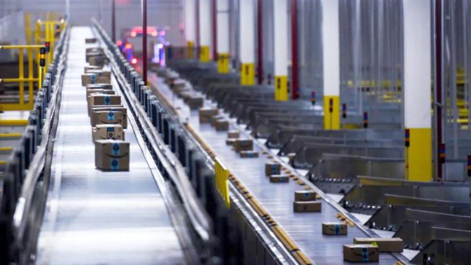 Amazon приостановил работу во Франции после жалобы профсоюза