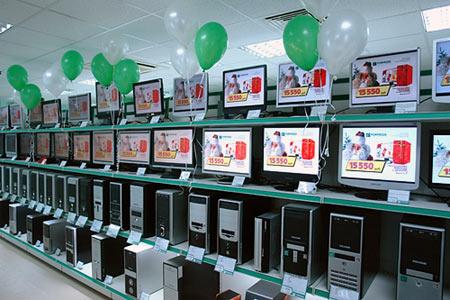 """Россияне начали скупать компьютеры для работы на """"удаленке"""""""