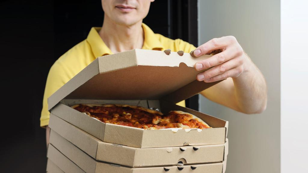 Сервисам онлайн-доставки еды могут компенсировать стоимость доставки