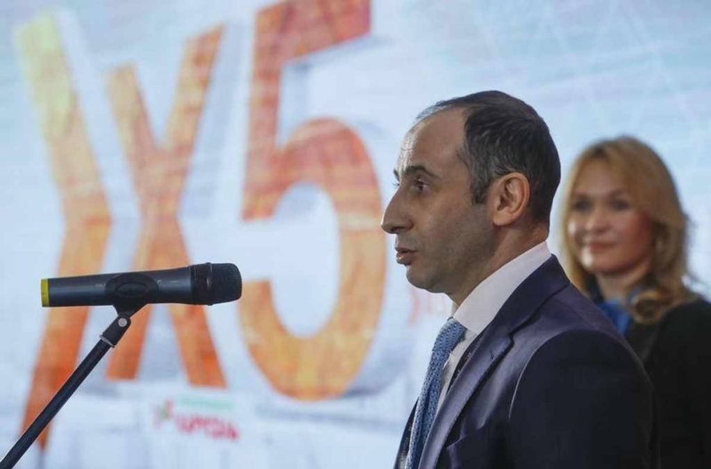 """X5 Retail Group запустит в Питере экспресс-доставку из """"Пятерочки"""" и """"Перекрестка"""""""