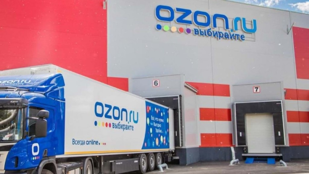 Эпидемия удвоила число новых клиентов Ozon