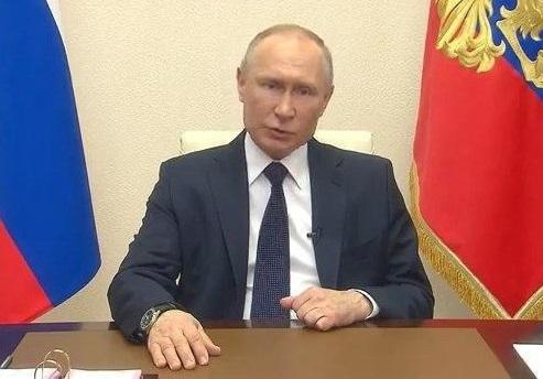 Президент продлил нерабочий режим в России до конца апреля