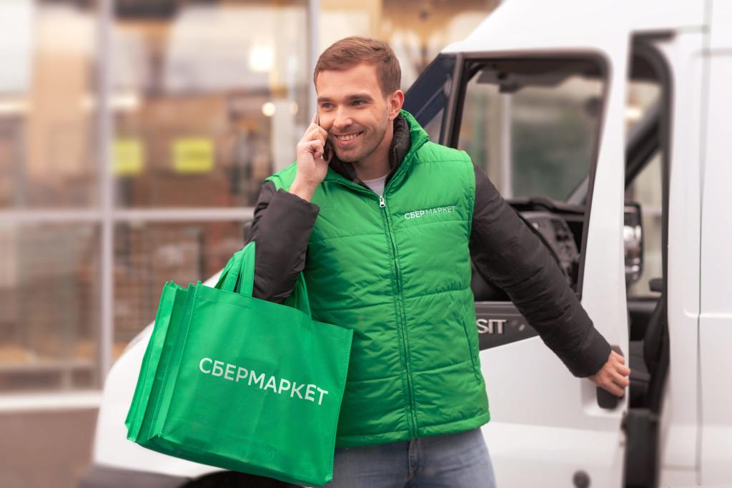 """""""СберМаркет"""" начнет доставлять заказы из """"Ашана"""" еще в 35 регионах"""