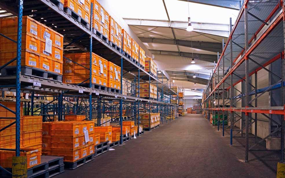 Интернет-ритейлеры активно арендуют новые склады