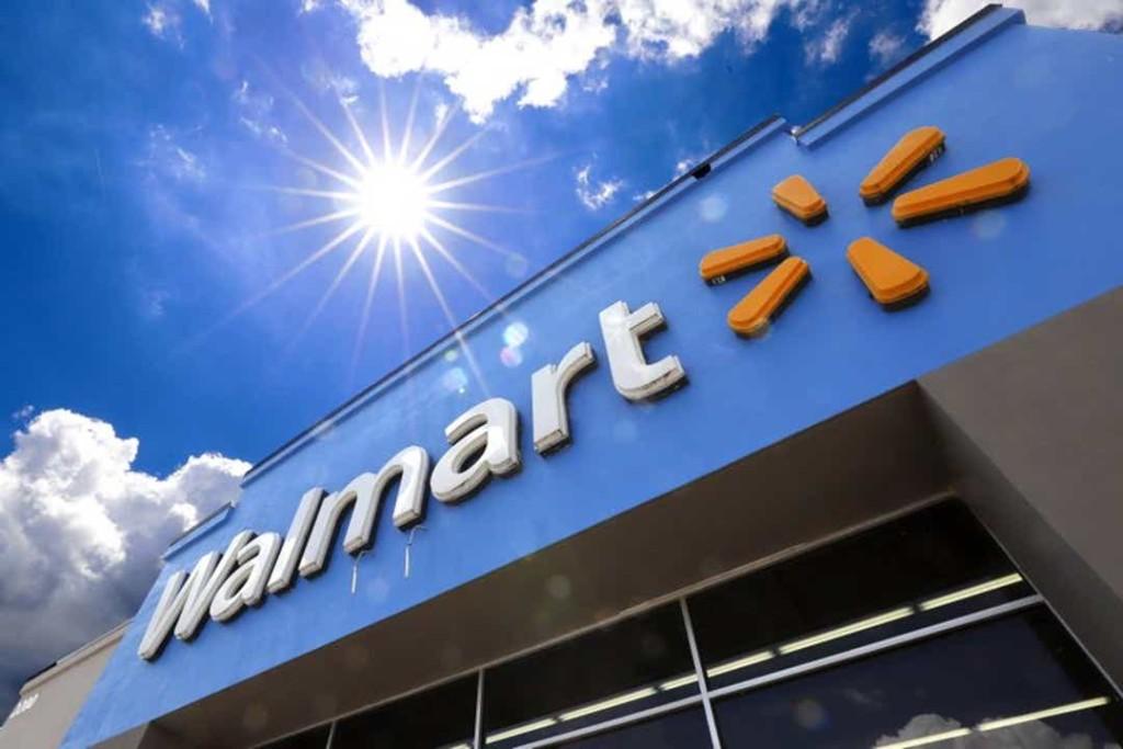 Walmart увеличил онлайн-продажи на 74 %