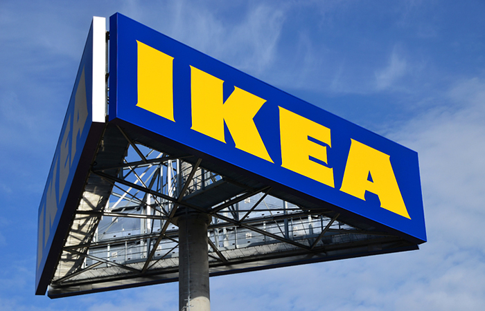 IKEA приостановила работу интернет-магазина на Украине