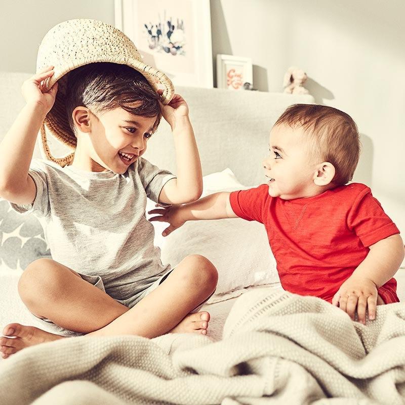 Бренд детской одежды Mothercare пришел на Lamoda