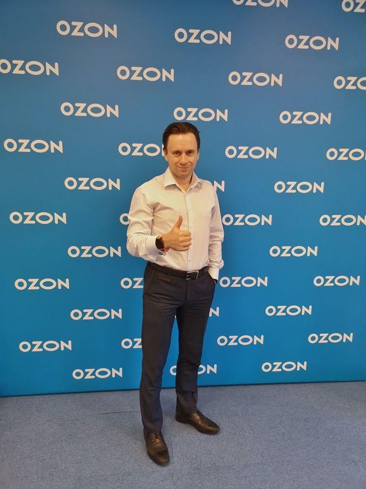 Ozon нанял нового директора по взаимодействию с органами государственной власти