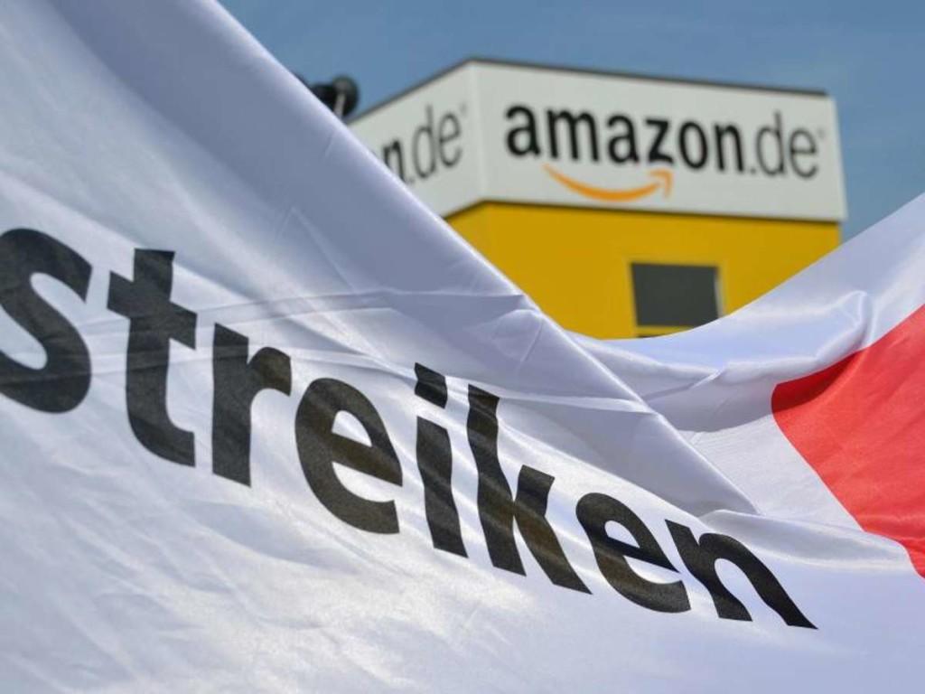 Половина складов Amazon в Германии бастует из-за коронавируса