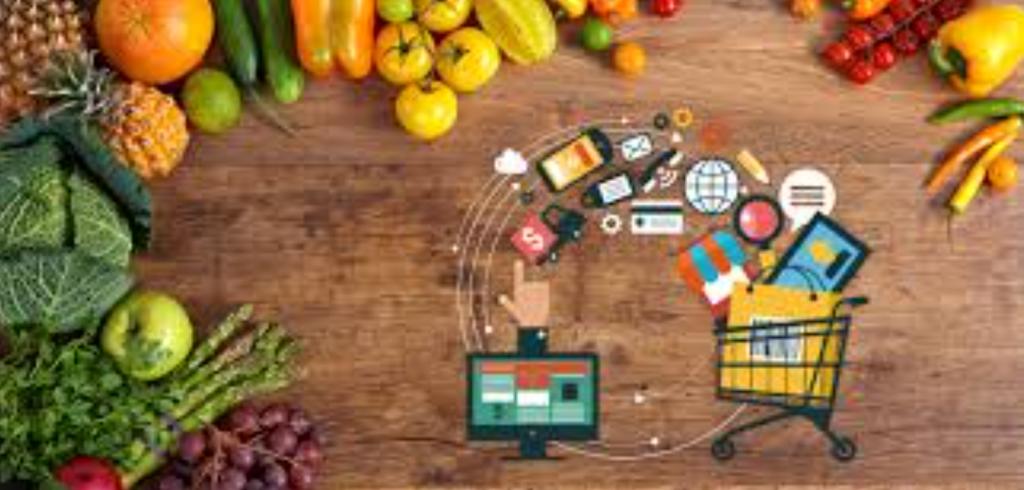 Nielsen: онлайн-продажи некоторых продуктов питания выросли в разы