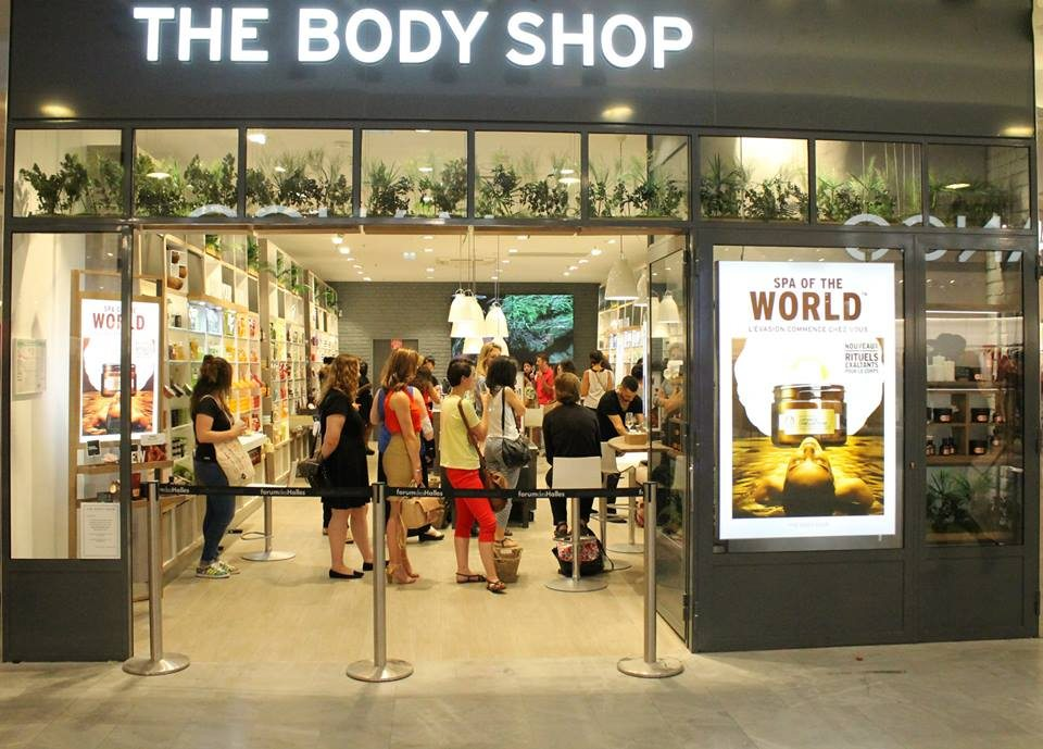Lamoda вывела The Body Shop в онлайн