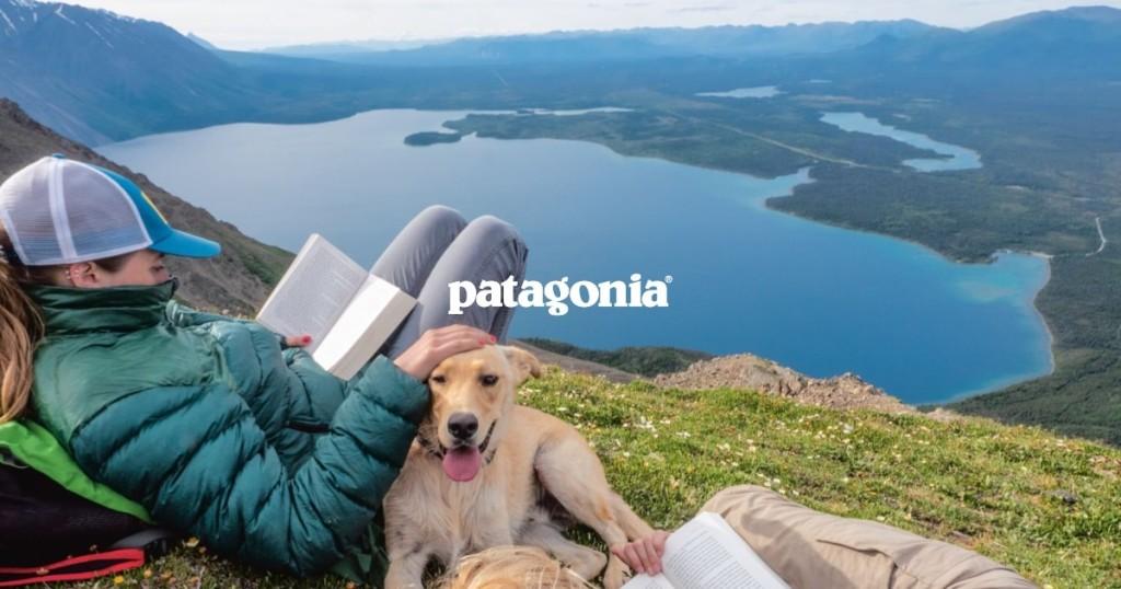 На Lamoda появился бренд Patagonia