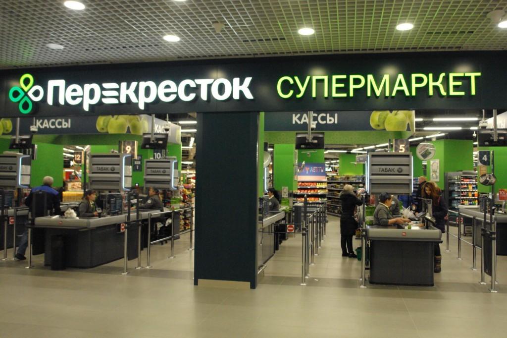 Perekrestok.ru тестирует доставку в продуктоматы