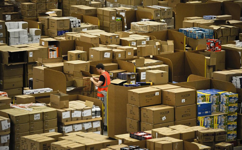 Посылки из зарубежных интернет-магазинов задерживают на таможне