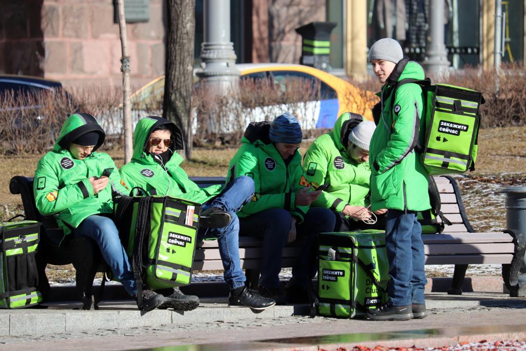 Mail.Ru Group подаст в суд на партнера Delivery Club