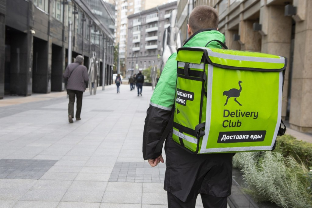 Курьерам Delivery Club два месяца не платили зарплату