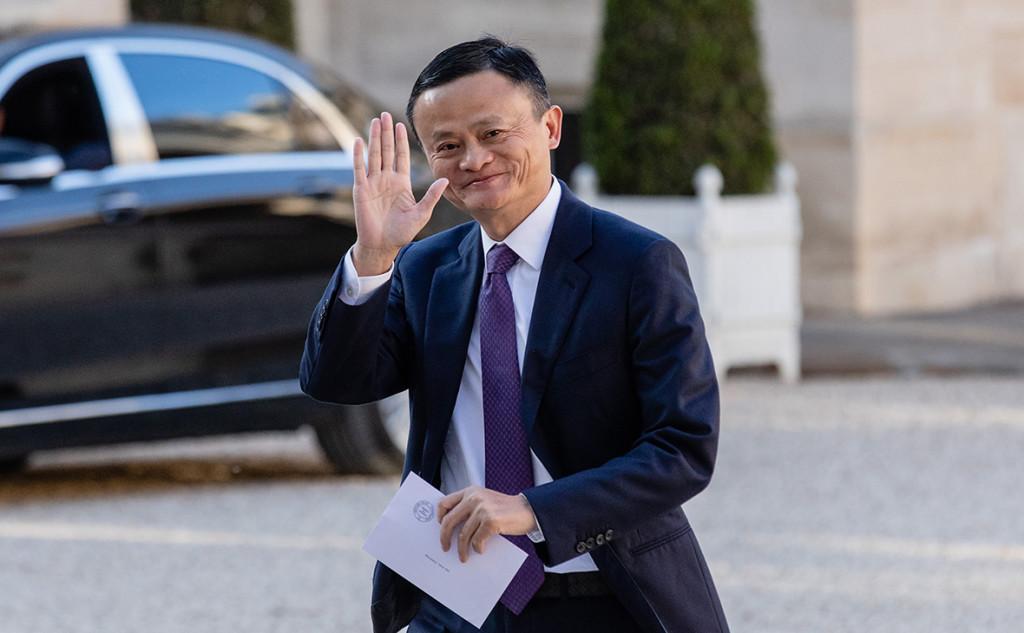 Джек Ма сокращает свою долю в Alibaba