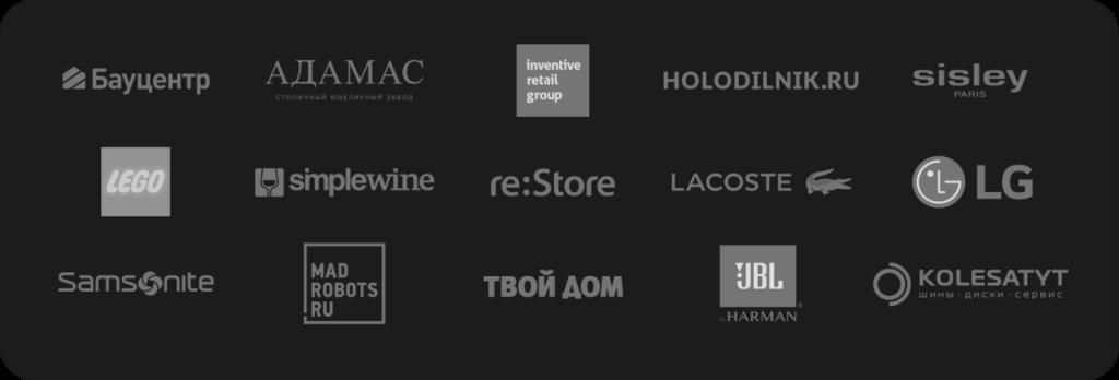 Retail CRM клиенты