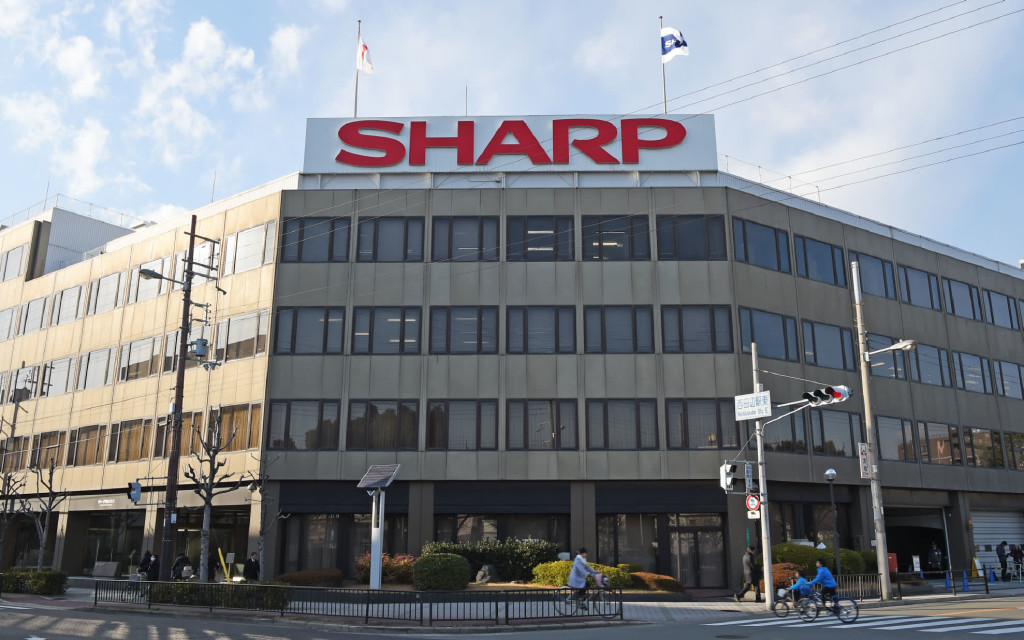 Sharp купил российскую ecommerce-технологию