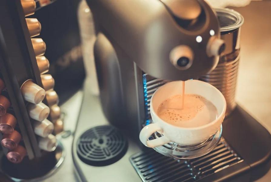 """""""Сберлогистика"""" теперь доставляет кофе"""