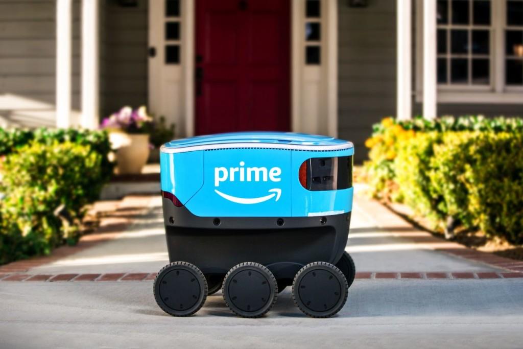 Не наезжай на пешехода! Чему и как Amazon учит роботов в Кембридже (видео)