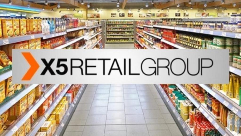 Отчетность X5 Retail Group: 4 миллиарда в онлайне