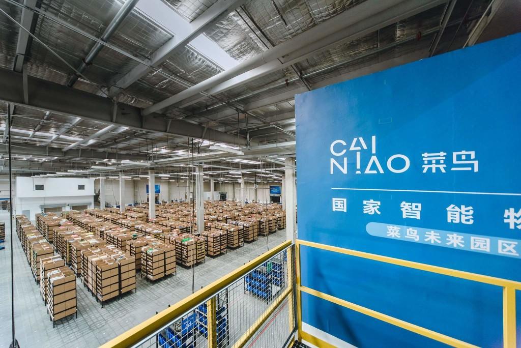 Cainiao предлагает региональным продавцам сортировку и доставку