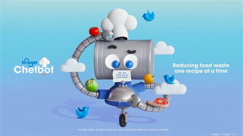 Американский ритейлер запускает Twitter-повара с искусственным интеллектом