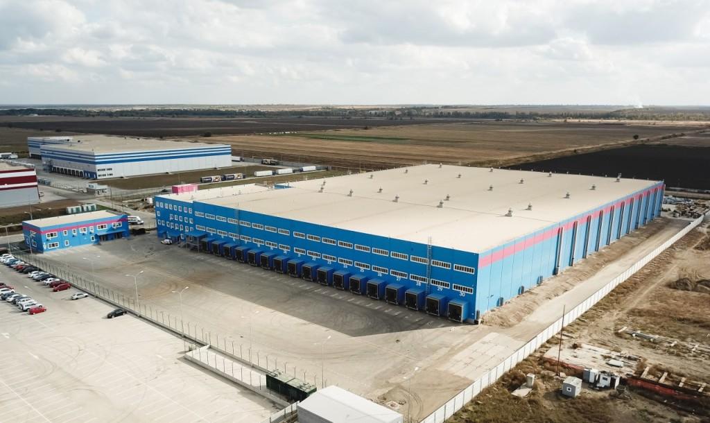 Ozon открывает огромный склад на Юге России