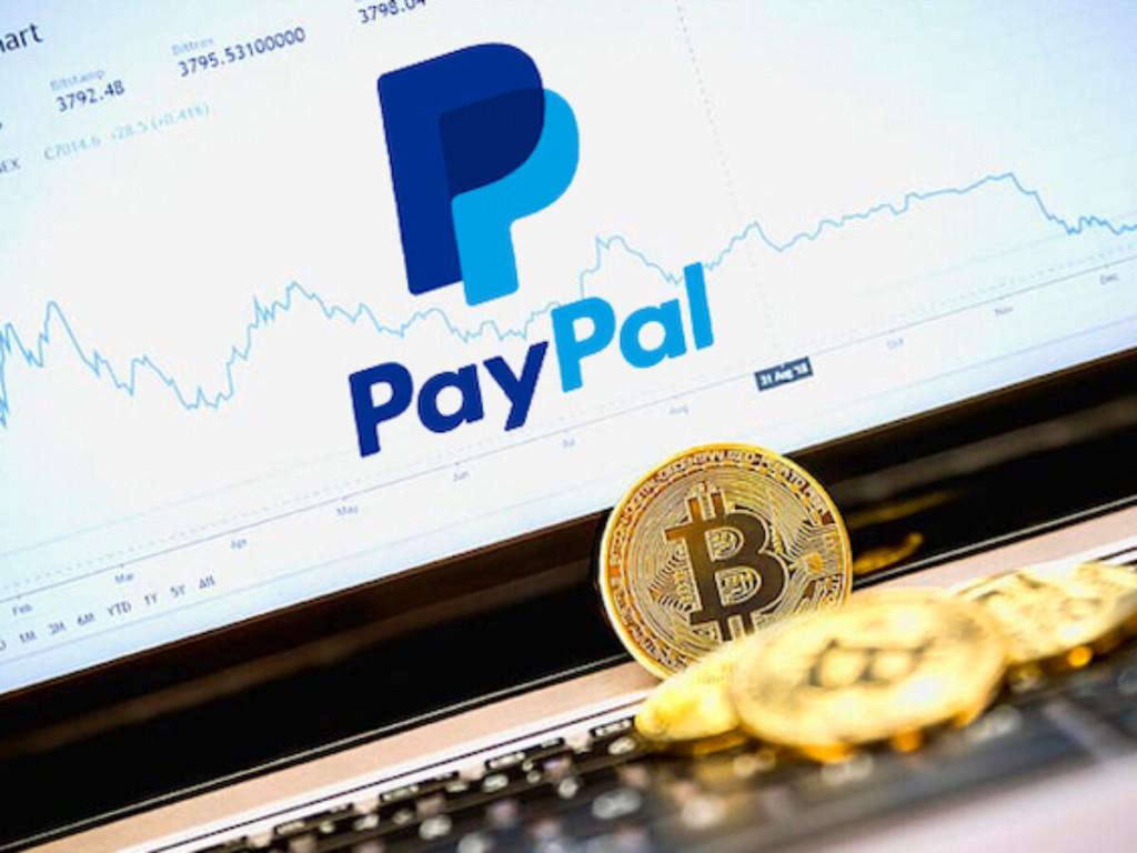 PayPal позволит расплачиваться криптовалютой
