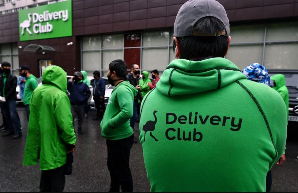 Профсоюз курьеров: Габриелян сдержал обещание - Delivery Club снизил штрафы