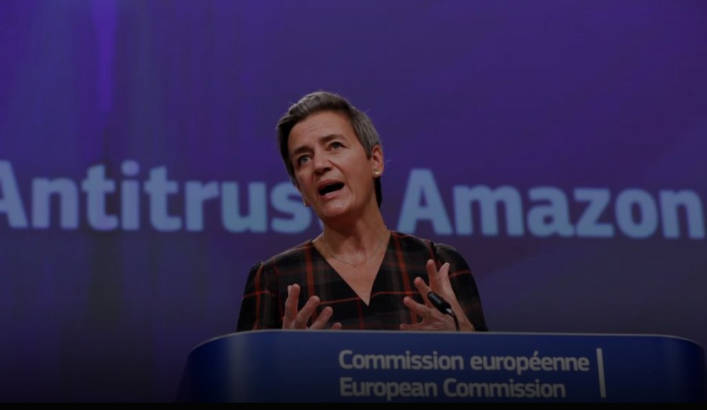 ЕС грозит оштрафовать Amazon на 10% всей выручки. За что?
