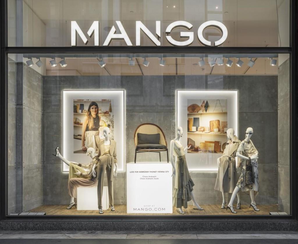 Продавать одежды на миллиард в год! Как Mango подошла к этой цели