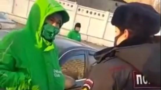 Непростой декабрьдля курьеров Delivery Club: один убит,другой задержан, ДТП с полицейским авто