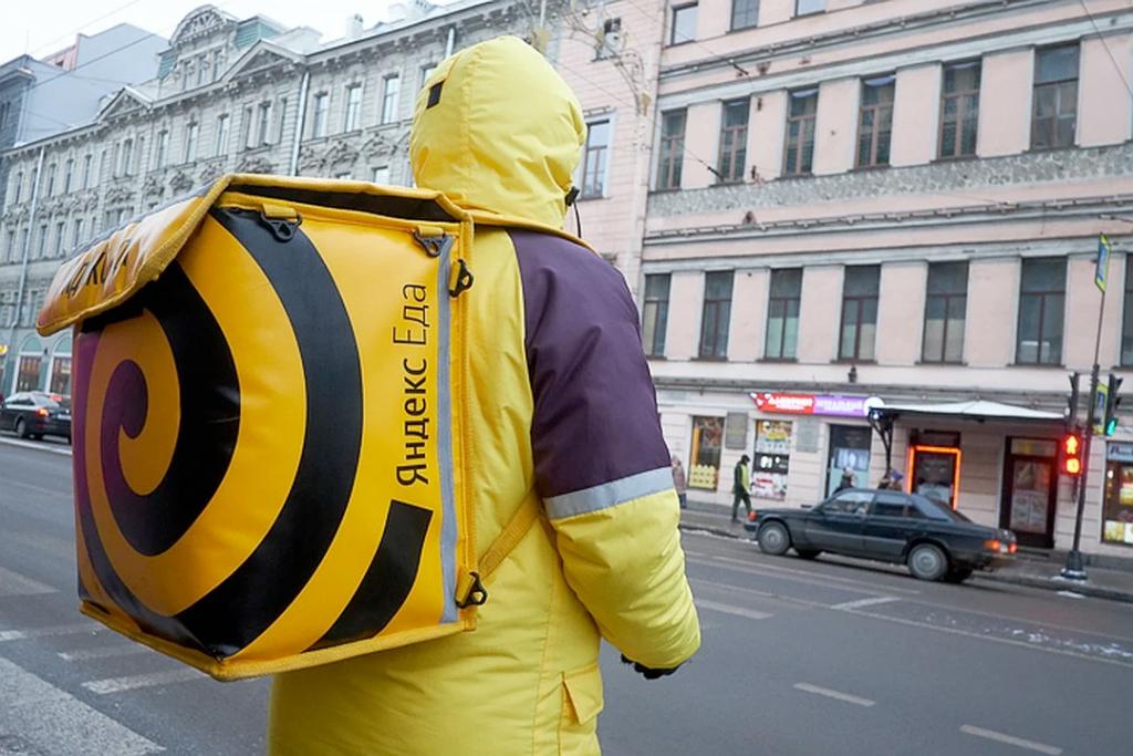 Яндекс.Еда принимает на работу слабослышащих и глухонемых курьеров