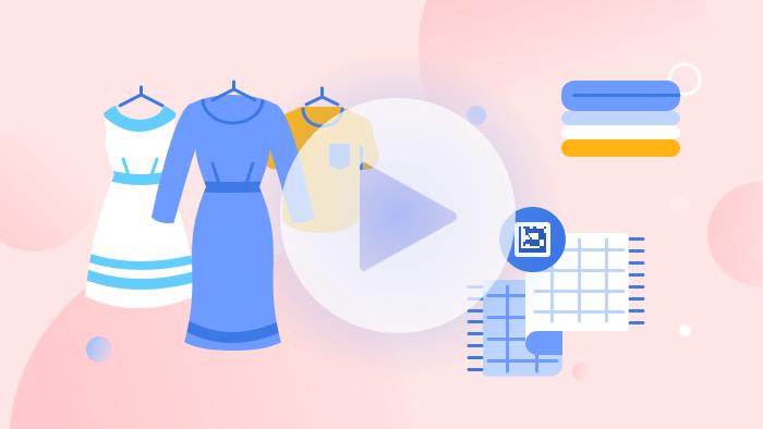Маркировка остатков одежды и текстиля: пошаговая видеоинструкция