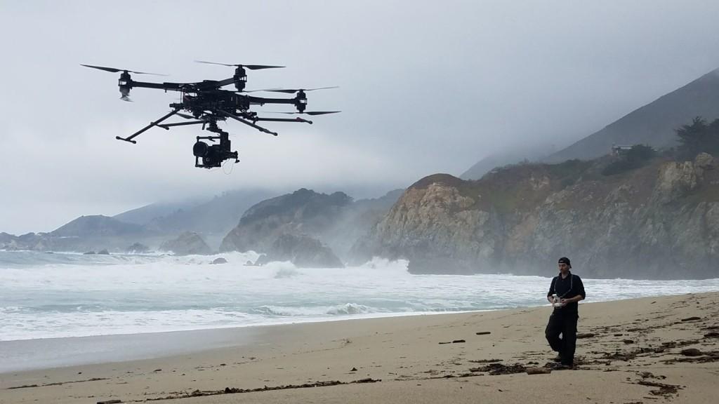 В США сделали массовый коммерческий дрон грузоподъемностью более 450 кг (видео)