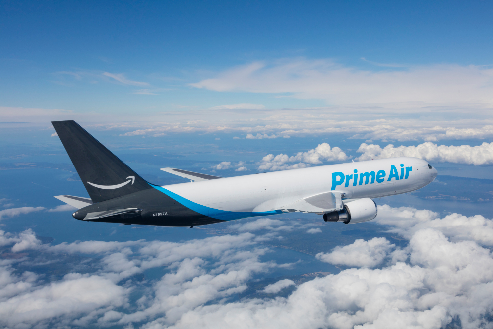 """Amazon купил 11 пассажирских """"Боингов"""". И ищет, кто готов продать еще"""