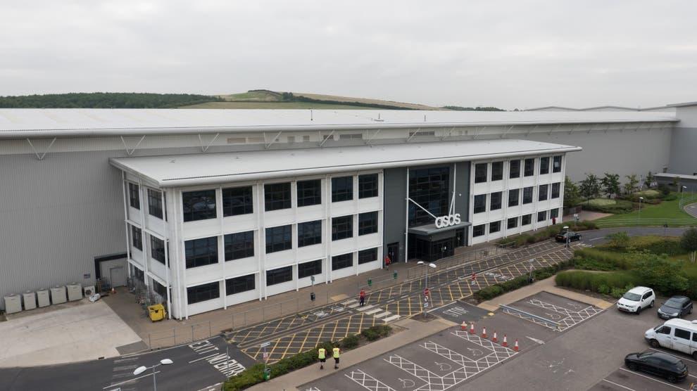 Аsos.com построит в Англии склад за €100 млн