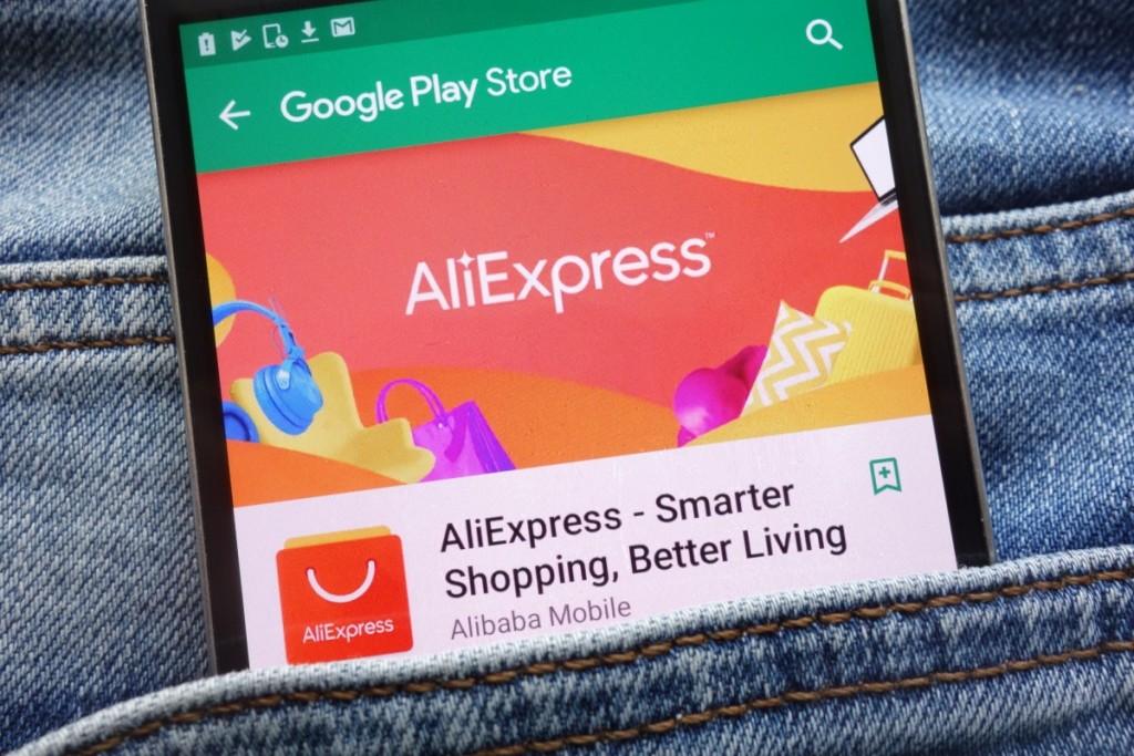 На AliExpress ограничили варианты оплаты