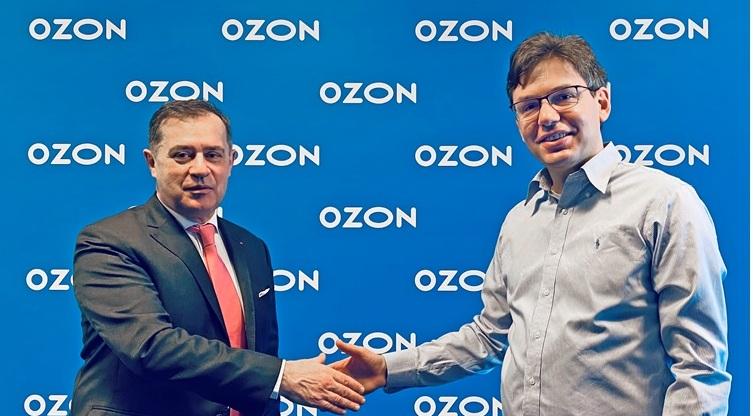 На Ozon появятся прямые продажи товаров из Франции