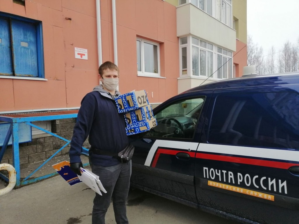 """Доставка """"Почтой России"""" для интернет-магазинов - теперь по всей стране"""