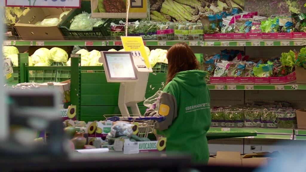 Бананы, яйца, молоко. Какие еще продукты чаще всего заказывают онлайн жители Санкт-Петербурга