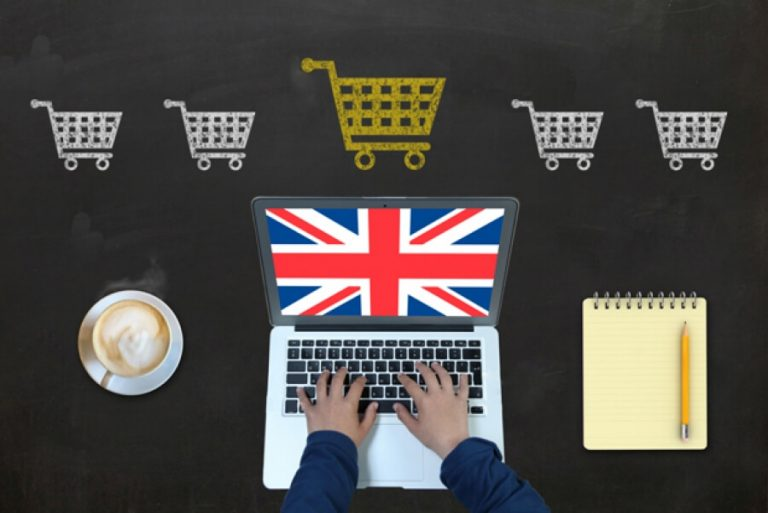 Спецналог на все онлайн-продажи и доставку. Пока только в Британии