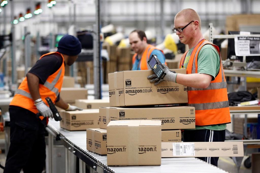 Не пускают в туалет. Amazon опять обвиняют в нарушении прав работников