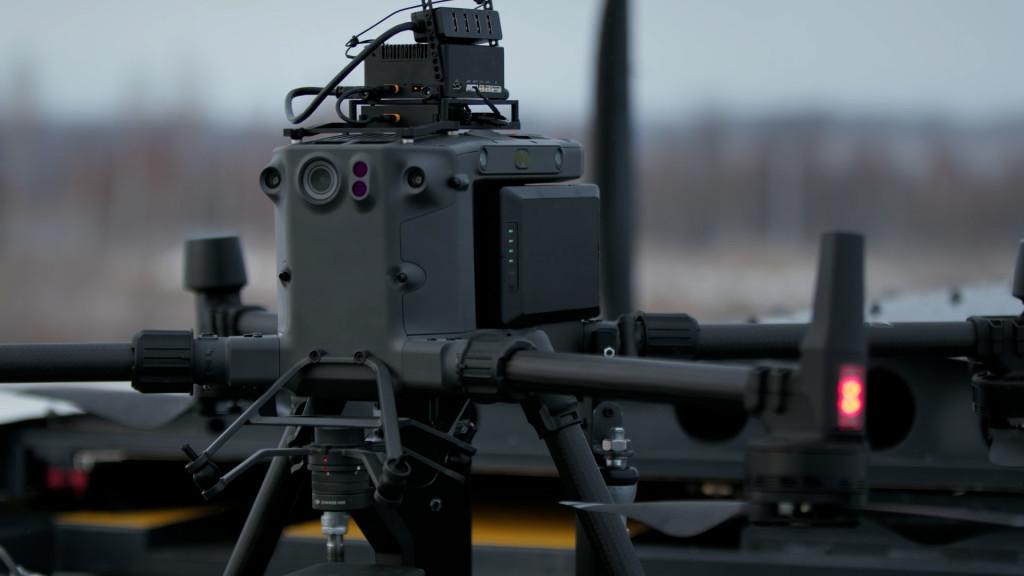 В РФ появится первый город с дронопортом и централизованной системой движения беспилотников