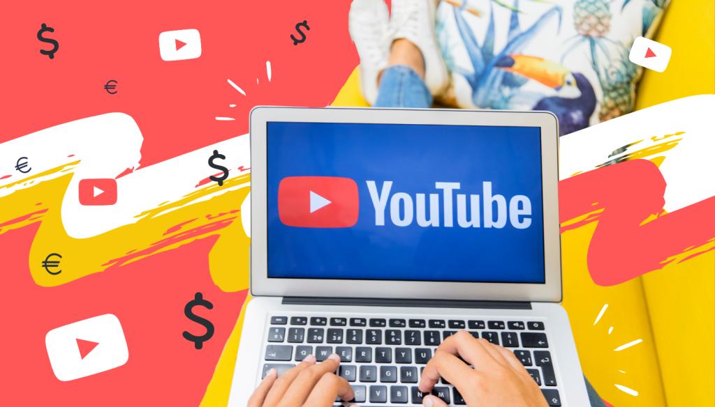 YouTube ищет товары во всех видео и выдает эти кадры ссылки как на рекомендации